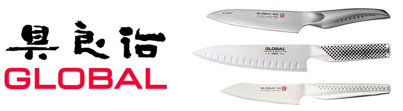 global knives sharpening